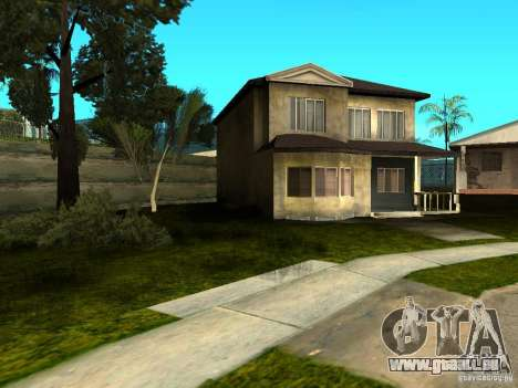 New Grove Street TADO edition pour GTA San Andreas
