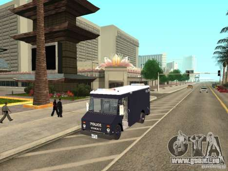 SWAT-Los Angeles für GTA San Andreas