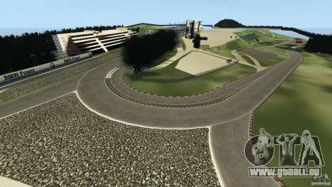 Nordschleife Circuit v1.0 [Beta] für GTA 4 dritte Screenshot