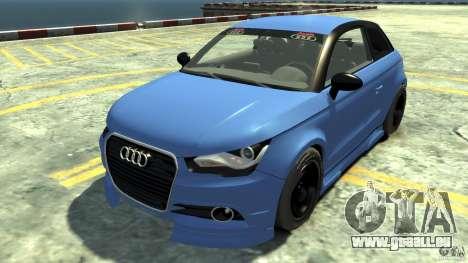 Audi A1 pour GTA 4