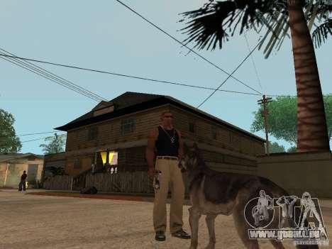 Hund in GTA San Andreas für GTA San Andreas zweiten Screenshot