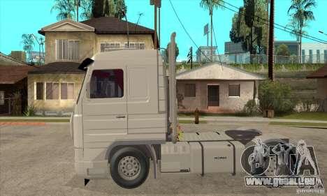 Scania 143M 500 V8 pour GTA San Andreas laissé vue