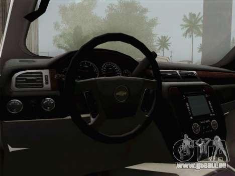 Chevrolet Silverado 2500HD 2013 für GTA San Andreas Motor