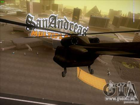 Eloras Realistic Graphics Edit für GTA San Andreas zweiten Screenshot