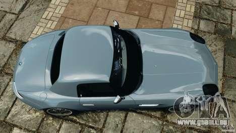 BMW Z8 2000 pour GTA 4 est un droit