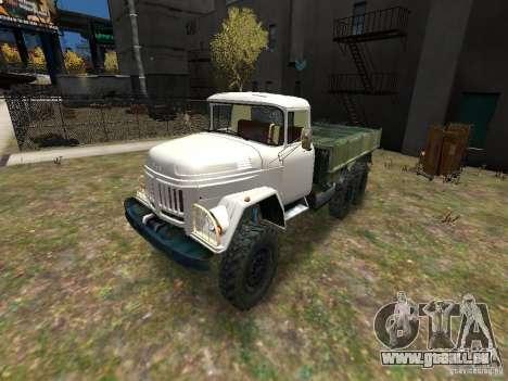 ZIL 131 für GTA 4