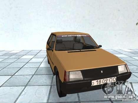 ZAZ Tavria 1103 pour GTA San Andreas