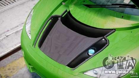 Ascari KZ-1 pour GTA 4 est un côté
