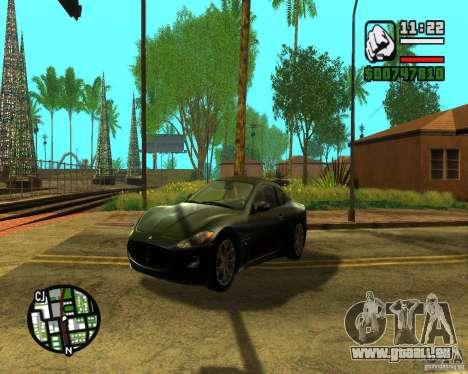 ENBSeries 2012 für GTA San Andreas sechsten Screenshot