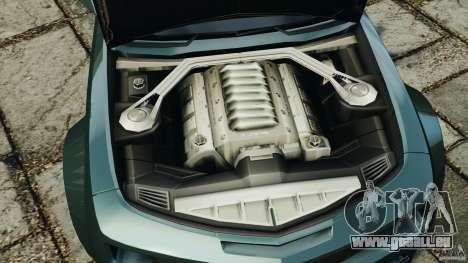Chevrolet Camaro SS EmreAKIN Edition für GTA 4 Rückansicht