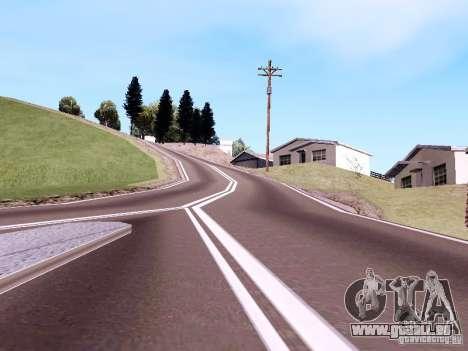New Roads pour GTA San Andreas septième écran