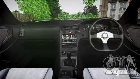 Nissan Skyline R33 pour GTA 4 est un droit