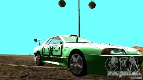 Elegy v0.2 für GTA San Andreas