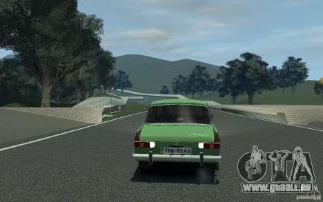 Moskvich 412 für GTA 4 rechte Ansicht