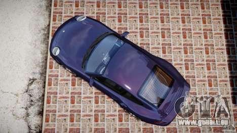 Porsche 911 (997) Turbo v1.1 [EPM] pour GTA 4 est un droit