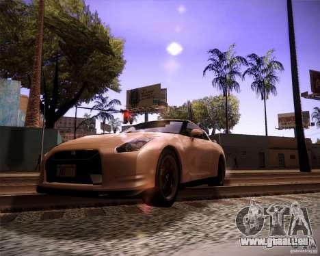 ENBseries by slavheg v2 pour GTA San Andreas