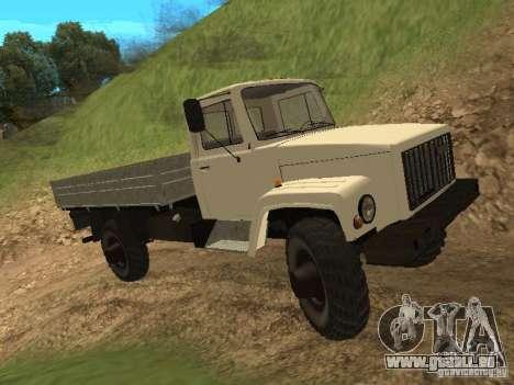 GAZ 3308 Sadko pour GTA San Andreas