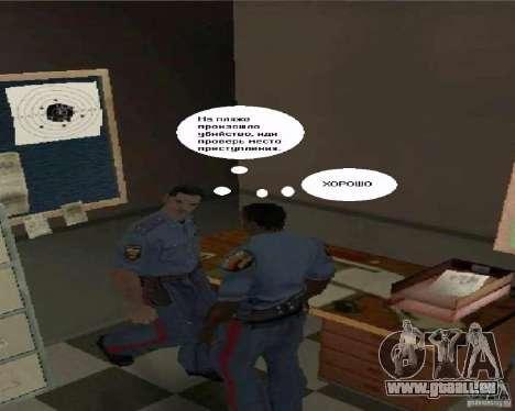 View-TV für GTA San Andreas zweiten Screenshot