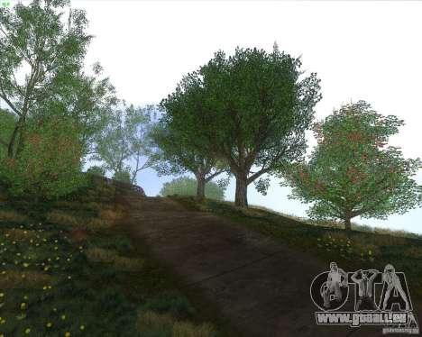 Project Oblivion 2010 HQ SA:MP Edition für GTA San Andreas