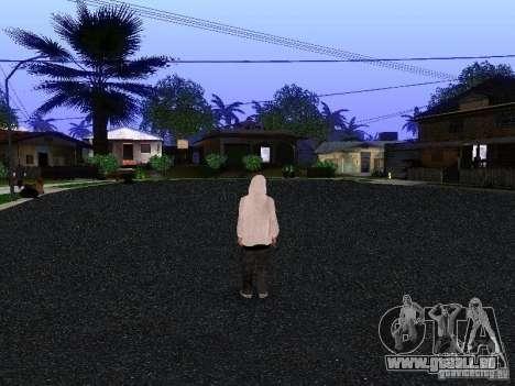 New ColorMod Realistic pour GTA San Andreas sixième écran