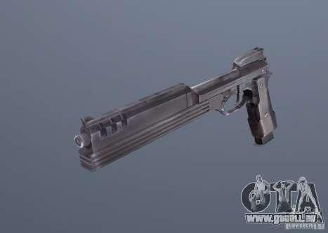 Grims weapon pack1 pour GTA San Andreas neuvième écran