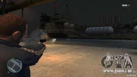 Pistolet-lance-roquettes pour GTA 4 quatrième écran