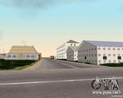 Ein Prostokvasino für die CD für GTA San Andreas dritten Screenshot