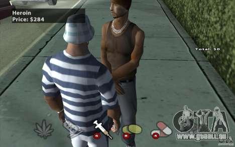 The Black Market Mod v.1.0 pour GTA San Andreas