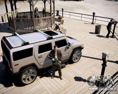 CoD Black Ops Hudson für GTA 4 siebten Screenshot