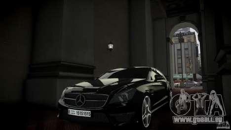 iCEnhancer 2.1 Custom pour GTA 4 sixième écran