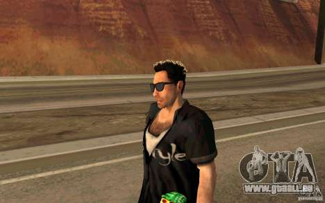Biker für GTA San Andreas her Screenshot