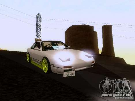 Nissan Silvia S13 Drift Style für GTA San Andreas Motor