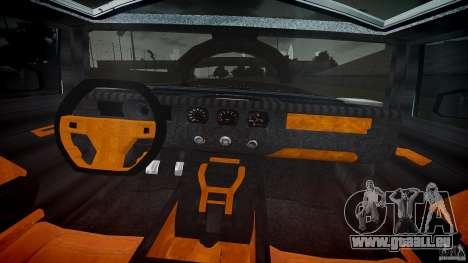 Hummer HX für GTA 4 obere Ansicht