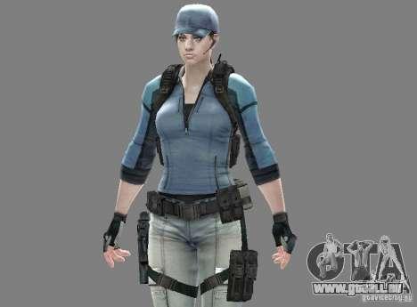 Skins nouveau féminin et masculin pour l'armée. pour GTA San Andreas troisième écran