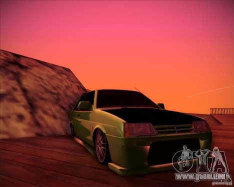 VAZ 2108 tuning pour GTA San Andreas
