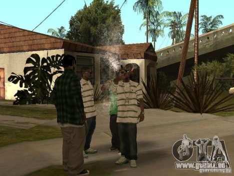 Still Pimpin pour GTA San Andreas quatrième écran