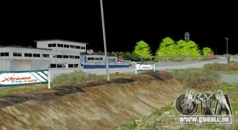 Ebisu West pour GTA San Andreas cinquième écran