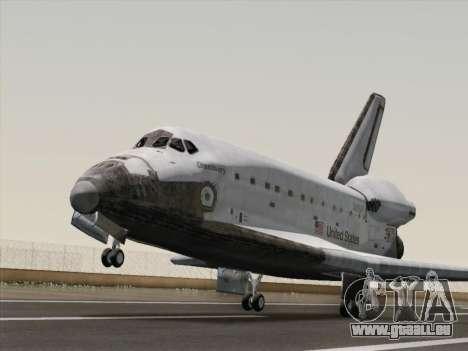 Space Shuttle für GTA San Andreas