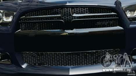 Dodge Charger SRT8 2012 v2.0 pour le moteur de GTA 4