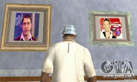 Comedy Club Mod pour GTA San Andreas troisième écran
