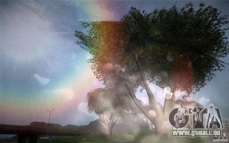 Lensflare v1.2 Final for SAMP pour GTA San Andreas troisième écran