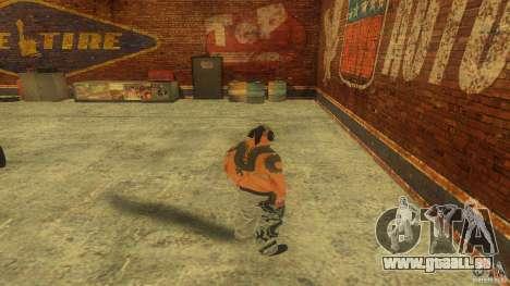 BOSS pour GTA San Andreas deuxième écran