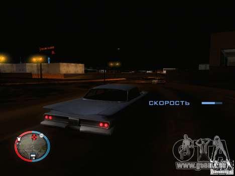 Autopilot für PKW für GTA San Andreas zweiten Screenshot