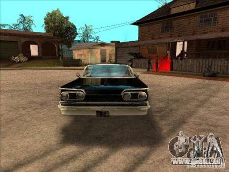 Buick Santiago pour GTA San Andreas vue de droite