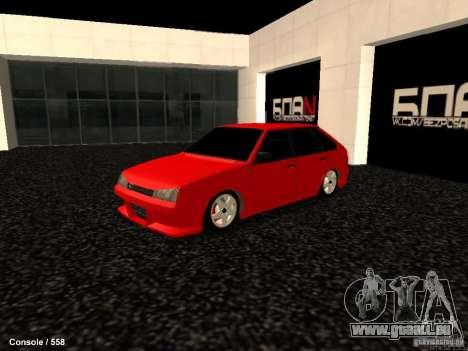 VAZ 2109 Opera Turbo für GTA San Andreas