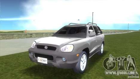 Hyundai Sante Fe für GTA Vice City
