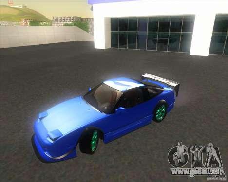 Nissan 240SX for drift für GTA San Andreas rechten Ansicht