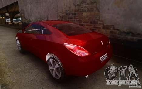 Pontiac G6 pour GTA 4 Vue arrière de la gauche