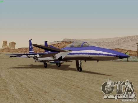 F-15 SMTD pour GTA San Andreas