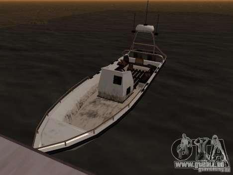 Die wiederbelebten Militärbasis in Docks v3. 0 für GTA San Andreas fünften Screenshot